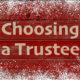 living trust trustee